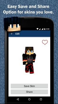 Free Boy Skins for Minecraft screenshot 3