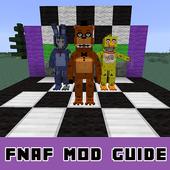 FNAF mod for Minecraft PC icon