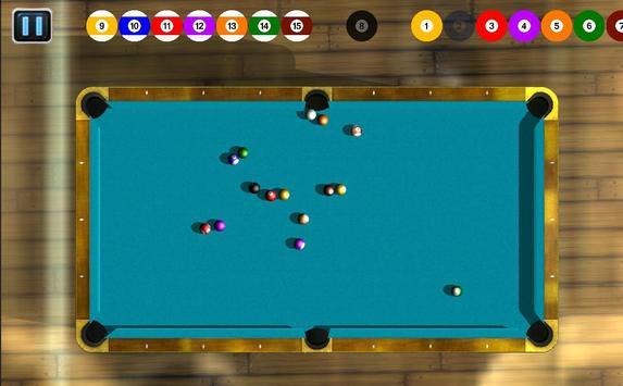 REAL POOL CLUB BUDDIES 3D apk screenshot