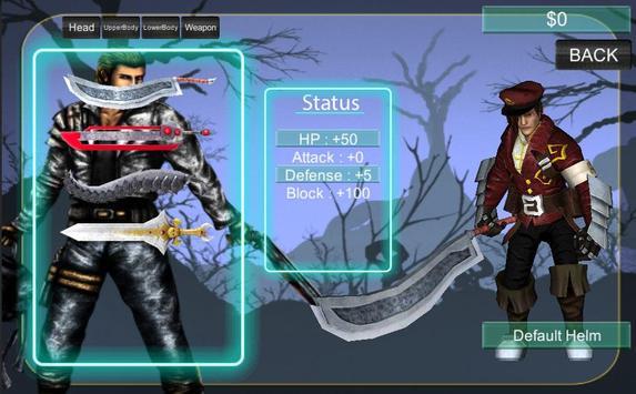 Ninja World - Sword Slash screenshot 1