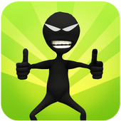 Stick Ninja Brothers icon