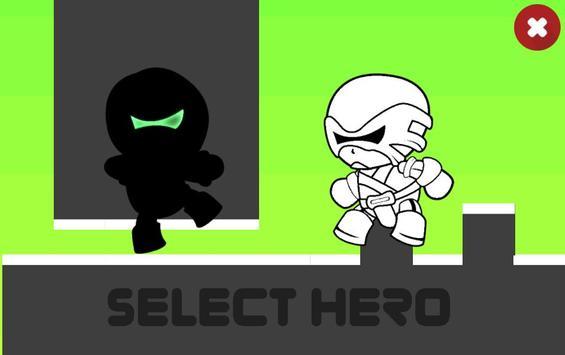 Stick Ninja Brothers screenshot 1