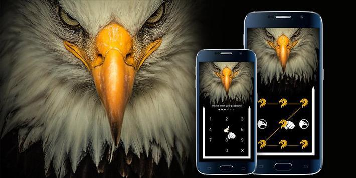 AppLock Theme Eagle screenshot 3