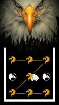 AppLock Theme Eagle poster