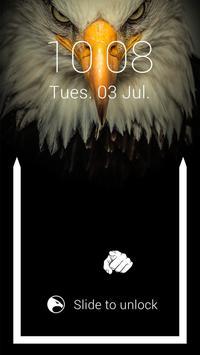 AppLock Theme Eagle screenshot 6