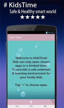 Kids AppLock(Kids Time) screenshot 1