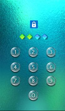Magic Glass Theme Applock apk screenshot