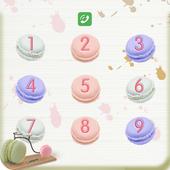 Applock Theme Macaron icon