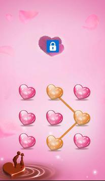 Applock Theme Chocolate apk screenshot
