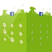 Applock Theme Easter icon