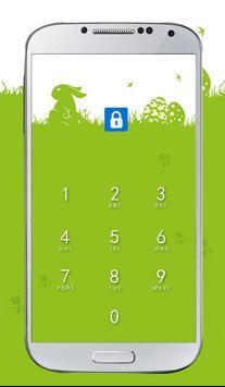 Applock Theme Easter poster