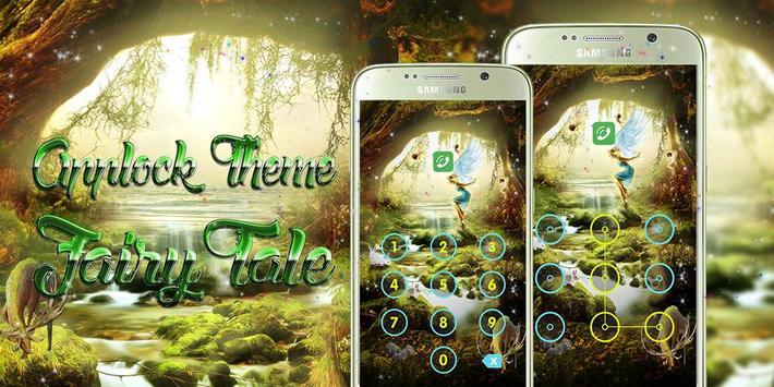 Applock Theme Fairy Tale poster