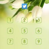 Applock Theme Tulip icon