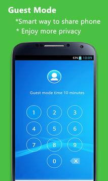 Guest Mode - AppLock Privacy poster