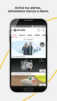Privalia - Outlet de moda con ofertas de hasta 70% apk screenshot