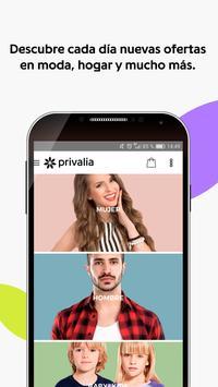 Privalia - Outlet de moda con ofertas de hasta 70% apk screenshot