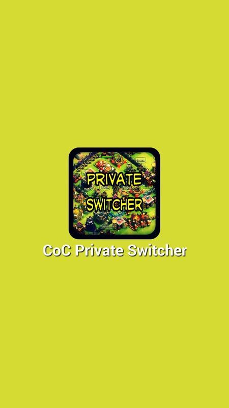 coc private server switcher apk