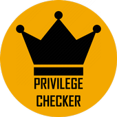 Privilege Checker & Calculator icon