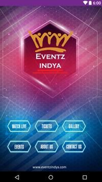 Eventz Indya apk screenshot