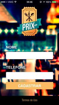 Prix App poster