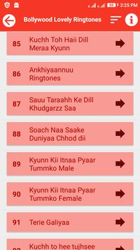 New Bollywood 2016 Ringtones apk screenshot