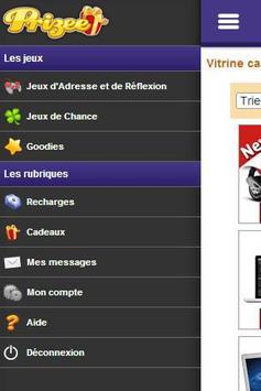 Prizee screenshot 3