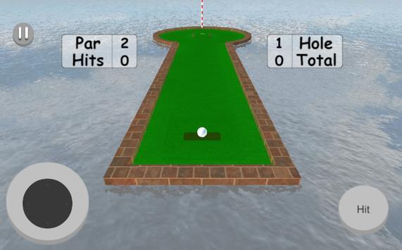 Mini Golf Blast apk screenshot