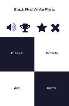 Black And White Tap screenshot 3