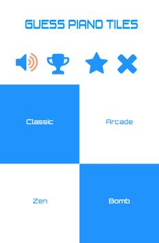 Guess Piano Tiles Pac screenshot 4