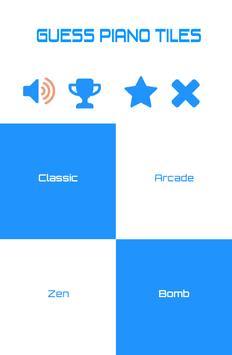 Guess Piano Tiles Pac apk screenshot