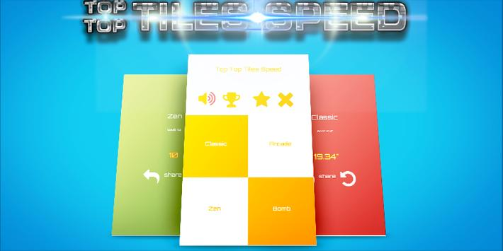 Top Top Tiles Speed apk screenshot