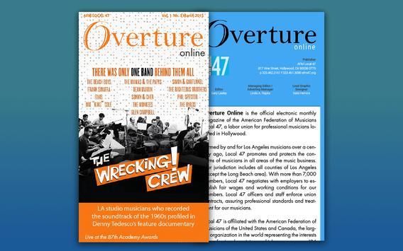 Overture Online poster
