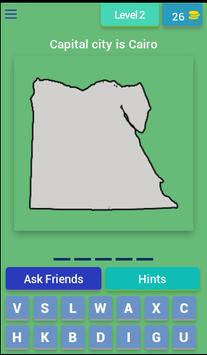 Guess the maps of the states screenshot 1