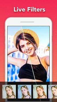 Selfie Camera: Beauty Camera, Photo Editor,Collage apk screenshot