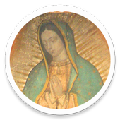 Our Lady of Guadalupe app icon