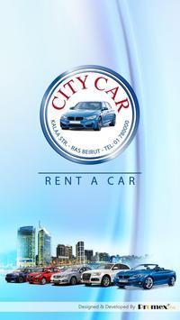 City Car Lebanon poster