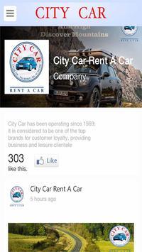 City Car Lebanon screenshot 1