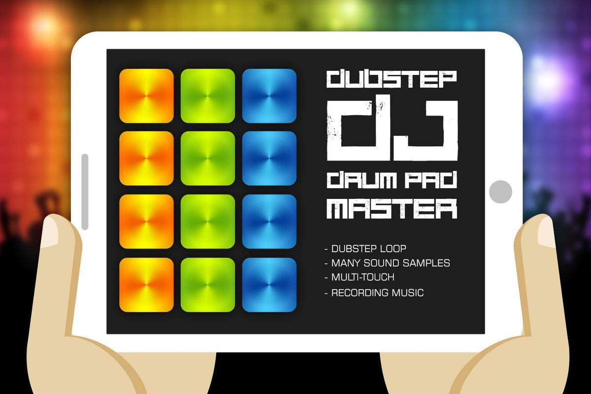 dj dubstep drum pad master for android apk download. Black Bedroom Furniture Sets. Home Design Ideas