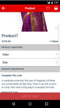 Tamanna Sarees and Jewellery apk screenshot