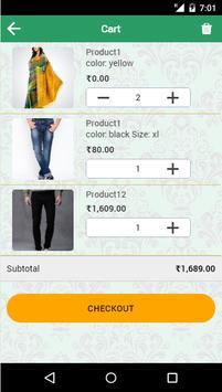 Bhavya Deepika Handlooms Uppda apk screenshot