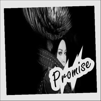 Lagu Promise - Melly Goeslaw poster
