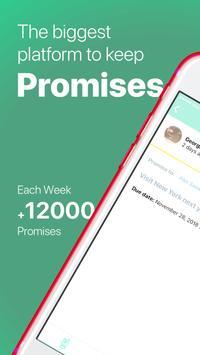 PromiseMe screenshot 1