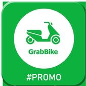 Order Grab Bike Promo Tarif Terbaru icon