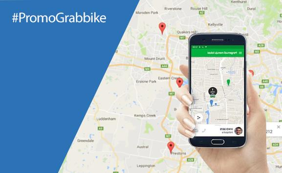 Order Grab Bike Promo Tarif Terbaru screenshot 2
