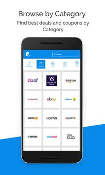 PromoCodeClub - Coupons & Deals on Online Shopping apk screenshot