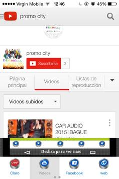 PROMOCity Colombia screenshot 5