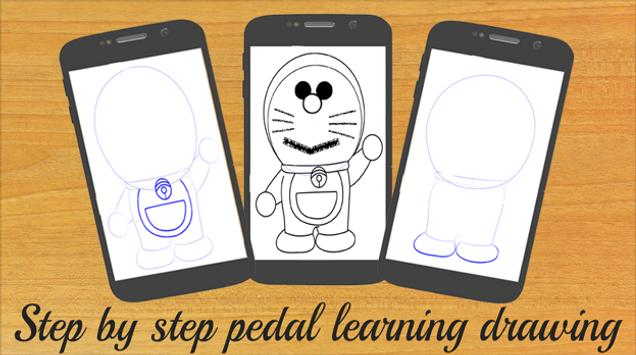 Learndrawcartoon apk screenshot