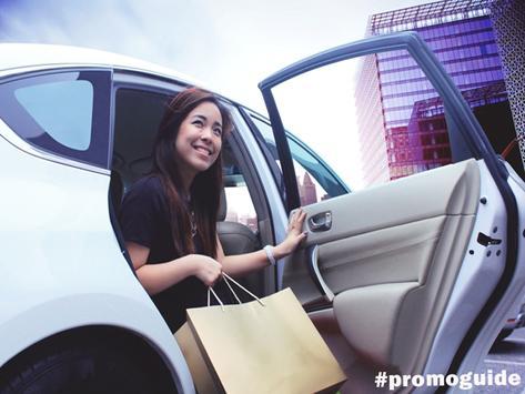Order Grab Car Promo Tarif 2018 screenshot 2