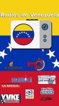 Radios de Venezuela poster