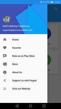 Delfi's Betting Predictions apk screenshot
